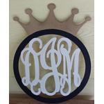 Crown Monogram 24 $35